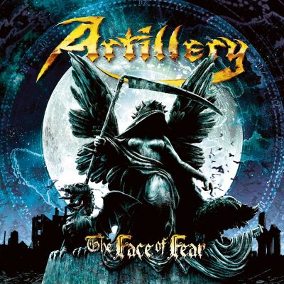 Artillery - The Face of Fear (2018)